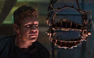 Matt Passmore dans Jigsaw de Michael et Peter Spieirig