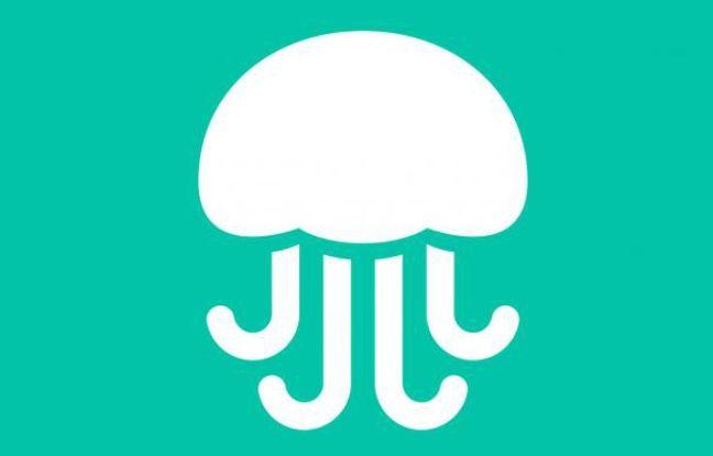Le logo de l'app Jelly.