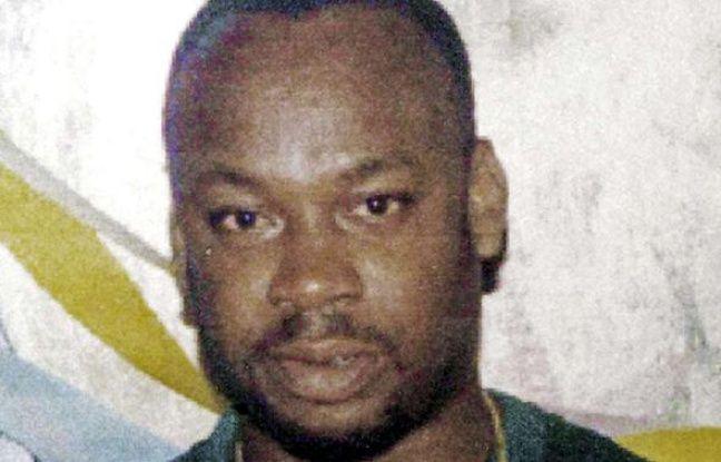 Photo non datée de Christopher «Dudus» Coke, trafiquant de drogue jamaïcain.