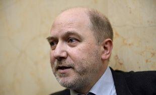 Denis Baupin, le 4 avril 2015 à Paris.