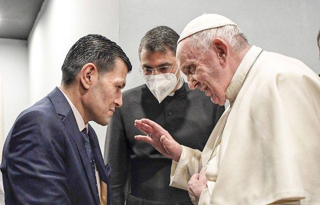 648x415 le pape francois lors de sa rencontre avec abdullah kurdi pere d alan kurdi symbole de la crise des