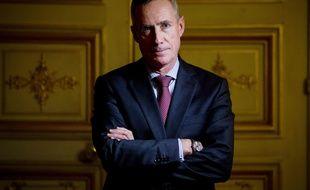 François Molins a été nommé procureur général près la Cour de Cassation, le vendredi 26 octobre 2018.