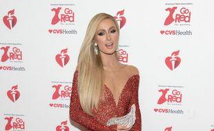 L'héritière et star de la téléréalité Paris Hilton