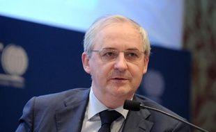 François Pérol, le président de BPCE, le 25 juin 2013 à Paris