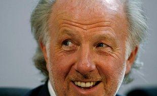 David Richards, le patron d'Aston Martin, le 12 mars 2007