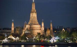 Le temple Wat Arun, à Bangkok.