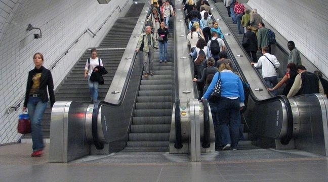 A Toulouse, il préfère la glissade aux escaliers et blesse une mamie