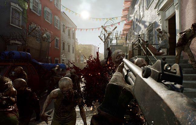 Un jeu d'action gore sur le mode du FPS en multijoueur.
