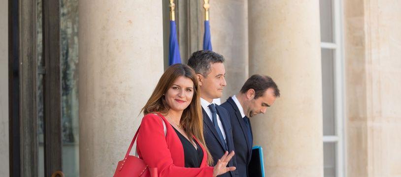 Marlène Schiappa, ministre déléguée à la Citoyenneté, le 8 juillet 2020.