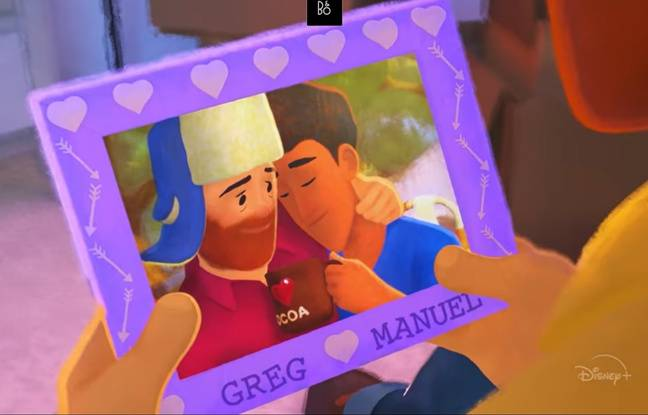 «Out»: Le premier héros gay de Pixar sur Disney+