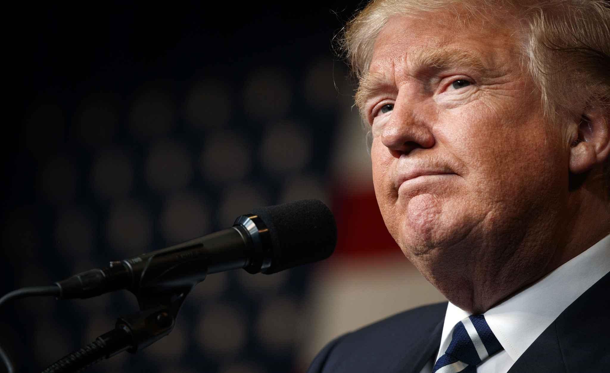 Donald Trump a un cousin éloigné en Mayenne — Elections US