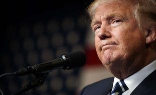 Donald Trump était en grande forme lorsqu'il a appelé François Hollande le 11 novembre 2016.