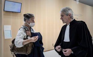 La pneumologue Irène Frachon, à l'origine de l'alerte visant le Mediator, a été présente toute au long du procès qui aura duré neuf mois.