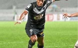 Yoan Gouffran est le meilleur buteur girondin avec seulement 6 buts.