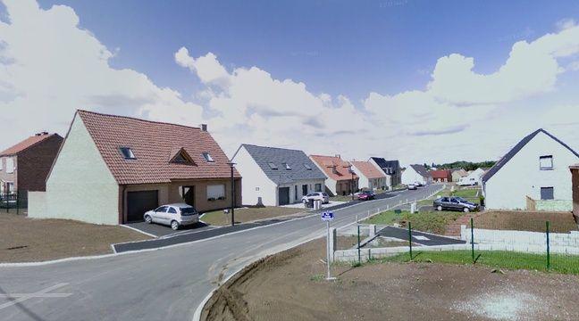 La rue Casimir Teodorowicz à Hénin-Beaumont. – Google Street View.