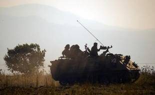 L'armée israélienne a procédé à des tirs de représailles samedi après des tirs d'obus syriens sur la partie du plateau du Golan occupée par l'Etat hébreu, a annoncé un porte-parole de l'armée à l'AFP.