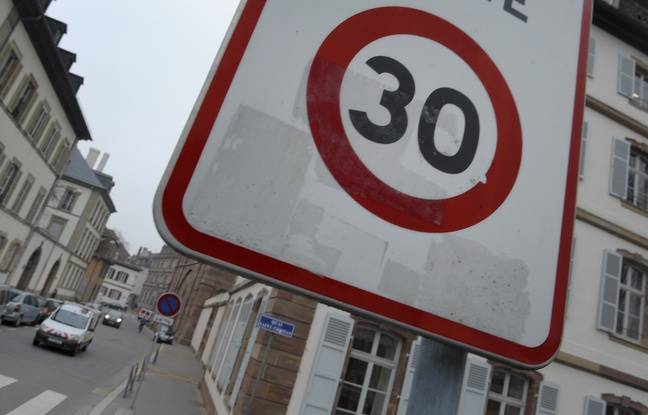 Nantes: On lève le pied... Les zones 30 km/h s'étendent à de nouveaux quartiers