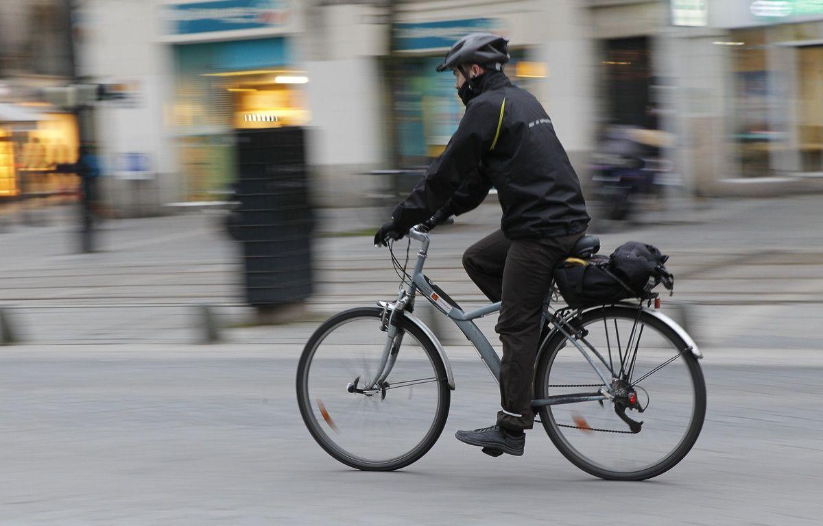 Seuls 3% des trajets dans la métropole se font à vélo – FABRICE ELSNER/20MINUTES