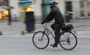 Seuls 3% des trajets dans la métropole se font à vélo