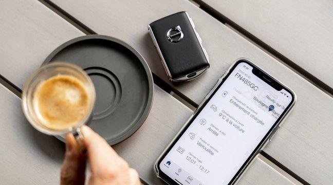 Volvo développe son application pour rouler un max en électrique