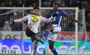 Les Bordelais d'Otavio ont perdu (1-0) mais ils ont très longtemps tenu Strasbourg en échec ce samedi à la Meinau.