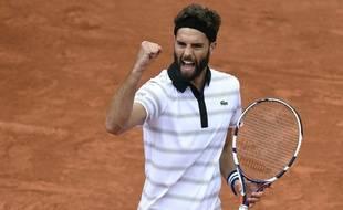 Benoît Paire dimanche 22 mai 2016 à Roland Garros