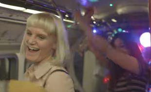 Un DJ a organisé une fête dans le métro londonien