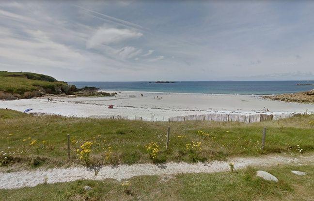 Finistère: Le corps sans vie d'un homme retrouvé sur une plage