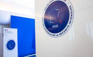 Un logo de la DGSI (illustration)
