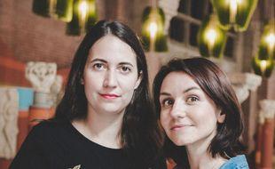 Marie Ville et Emma Zahn ont lancé en octobre 2018 les Podcasts