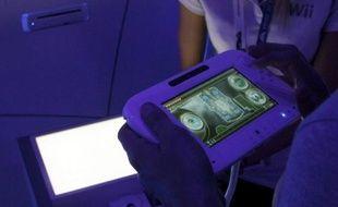 La manette de la Wii U bénéficie d'un écran tactile de 6,2 pouces