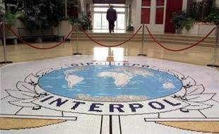 Le siège d'Interpol, à Lyon.