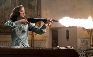 Marion Cotillard dans Alliés de Robert Zemeckis