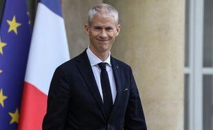 Franck Riester a annoncé des mesures contre le harcèlement sexuel dans le cinéma.