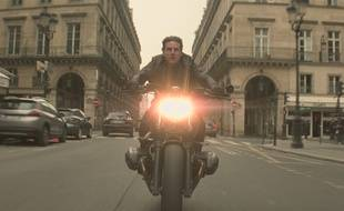 Tom Cruise dans Mission: Impossible - Fallout de Christopher McQuarrie