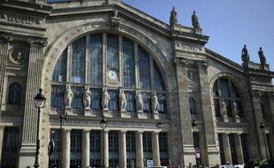 La gare du Nord à Paris
