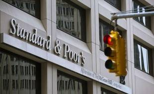 L'agence de notation Standard and Poor's (S&P)