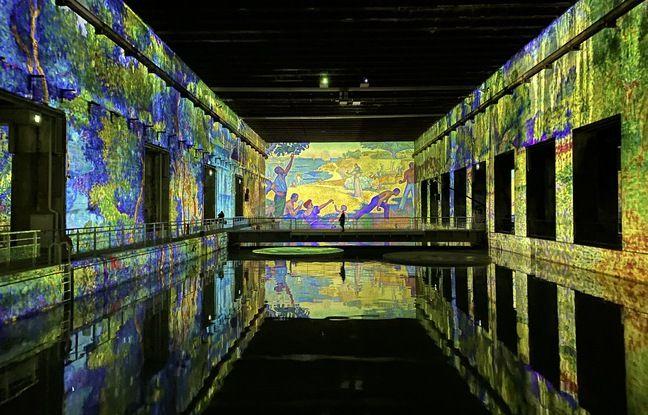 L'exposition Monet, Renoir... Chagall, à voir jusqu'au 2 janvier 2022.