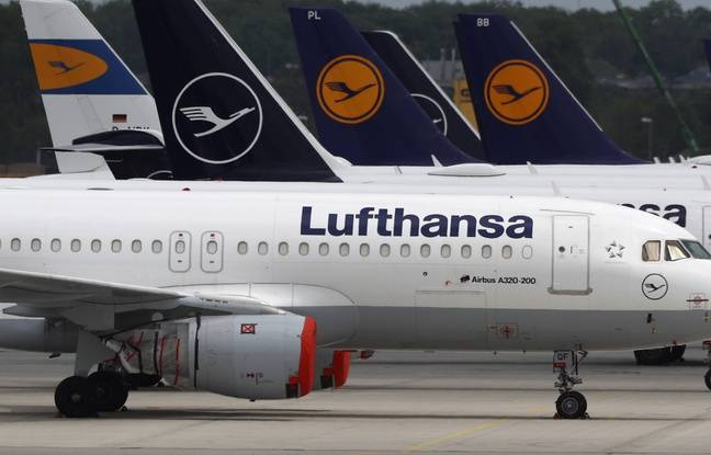 Coronavirus: Accord Berlin-Bruxelles sur les conditions du sauvetage de Lufthansa
