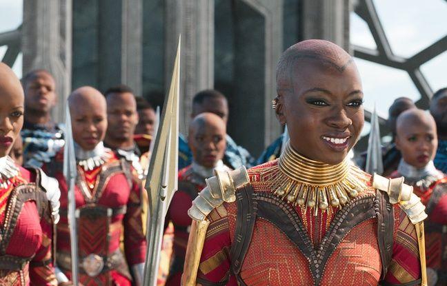Les Dora Milaje, guerrières de Wakanda