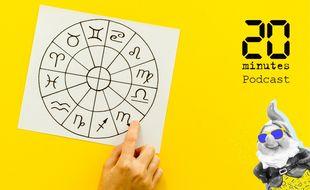 Illustration des signes du zodiaque