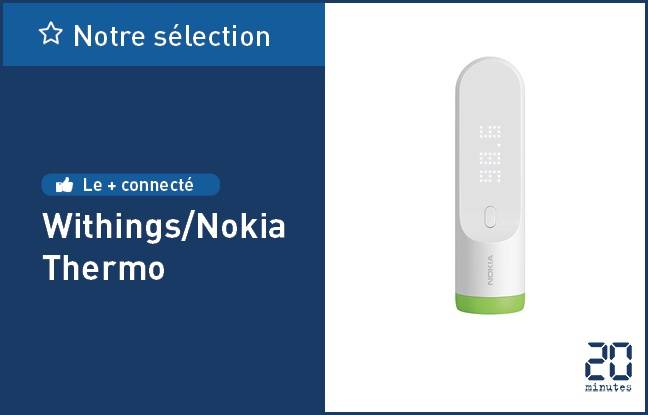 Withings/Nokia Thermo.