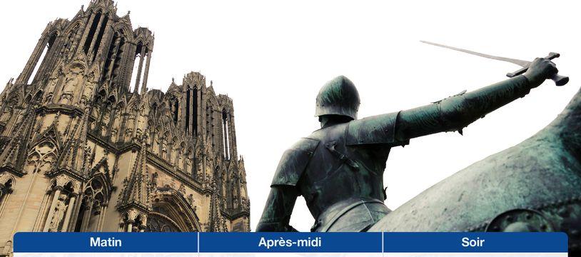 Météo Reims: Prévisions du dimanche 17 janvier 2021