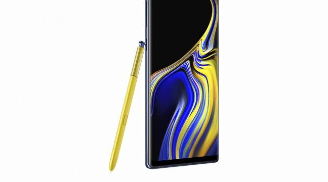 test du samsung galaxy note 9 pourquoi ce smartphone xxl est beaucoup plus qu un galaxy s9 d guis. Black Bedroom Furniture Sets. Home Design Ideas
