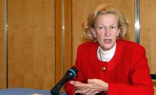 Nicole Fontaine est décédée jeudi à l'âge de 76 ans.