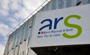 Le logo d'une ARS, ici dans l'ex-Nord-Pas-de-Calais. (archives)