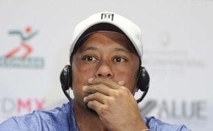 Tiger Woods, toujours blessé au dos, ne sait pas s'il pourra rejouer au golf en compétition un jour.