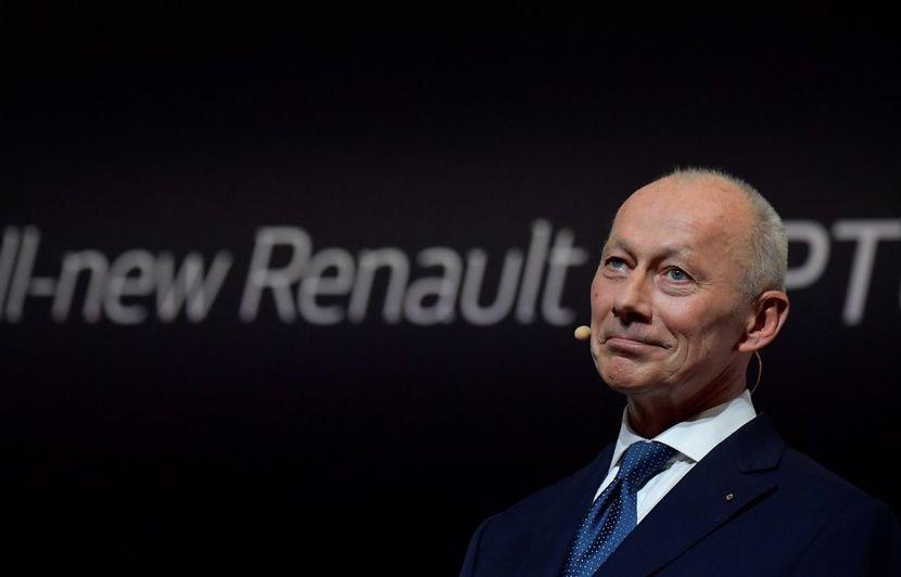 Renault : Thierry Bolloré démis de ses fonctions de directeur général
