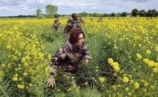 Un important dispositif, avec plus de 200 gendarmes et militaires et des dizaines de bénévoles, était mobilisé samedi en Charente-Maritime, à la recherche d'une fillette de 23 mois disparue vendredi en fin d'après-midi en zone rurale près du village de Moragne, a-t-on appris auprès du parquet et des gendarmes.