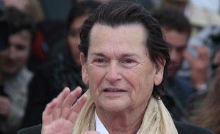 Le couturier français Jean-Louis Scherrer au festival du film de Deauville en 2009.